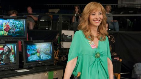 Valerie Cherish (Lisa Kudrow) becomes her own (almost) undoing in The Comeback