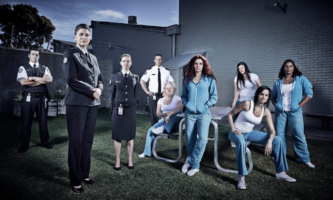 SoHo Teases With A Wentworth Season 3 Promo