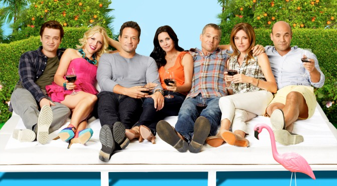 Drink Up!  Cougar Town Returns to Seven on Sundays