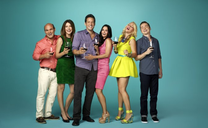 One Last Glass. Cougar Town's Final Drink