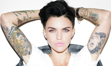 Ruby Rose will be donning an Orange Jumpsuit for OITNB season 3