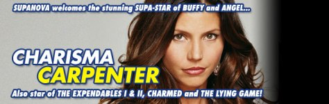 Buffy and Angel star Charisma Carpenter Returns to Melbourne in April