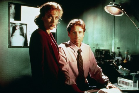 Anderson and Duchovny could return to their famous alter-egos!