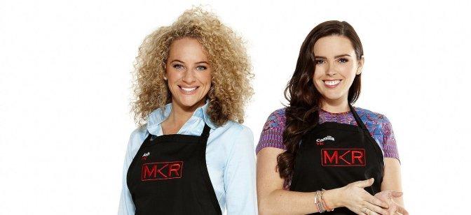 MKR: Camilla and Ash Instant Restaurant.  Parlez Vous Francais?