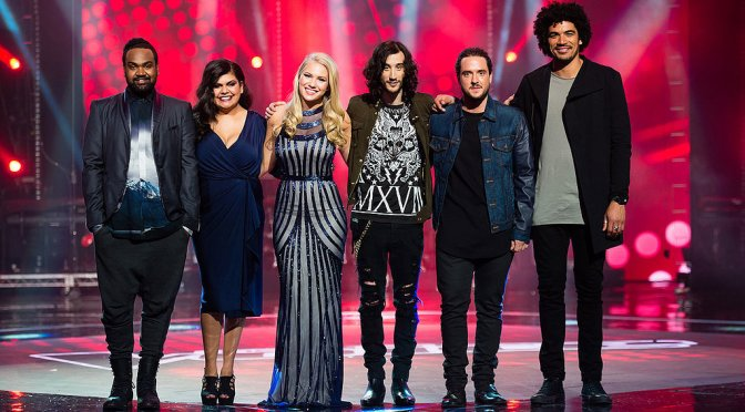 Sonia Kruger Joins The Voice Australia for 2015