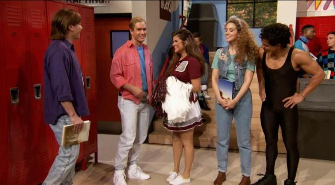 Jimmy Fallon's Saved By The Bell Reunion on The Tonight Show