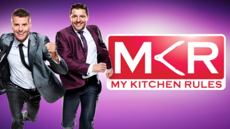 MKR begins tonight on 7