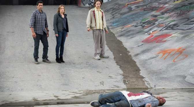 AMC Orders Two Series of The Walking Dead's Companion Show