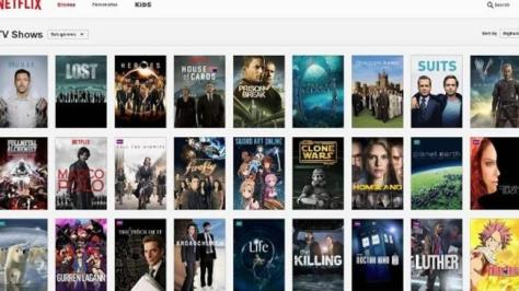 Netflix Australia's streaming library has been leaked online