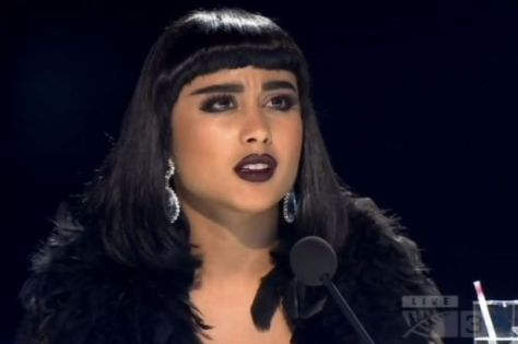 X Factor NZ Judge Natalia Kills show her ugly side
