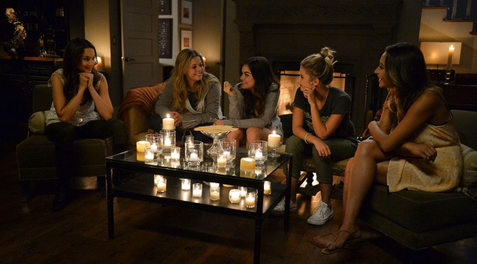 Pretty Little Liars Unmasks Big A