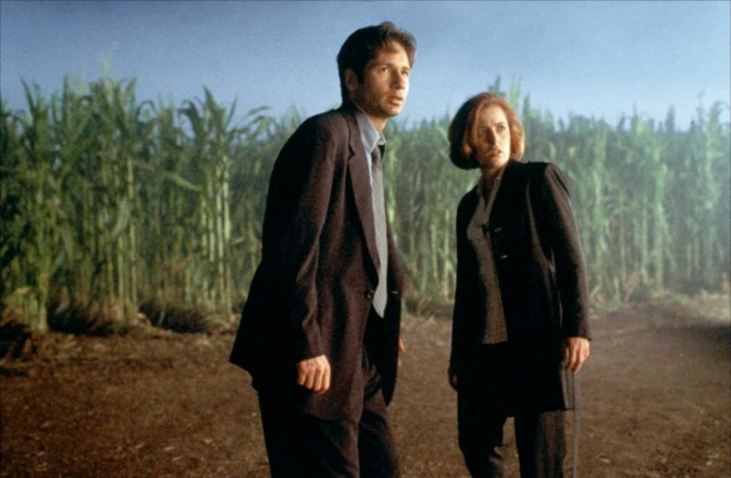 X-Files Fever as Trailer for 11th Season Drops at New York ComicCon.
