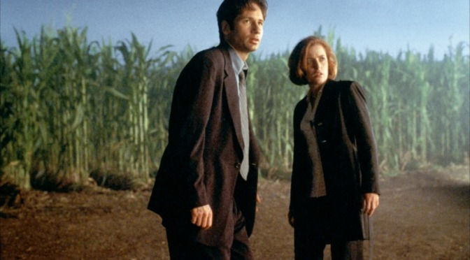 That X-Files Re-Boot Is Almost Happening!