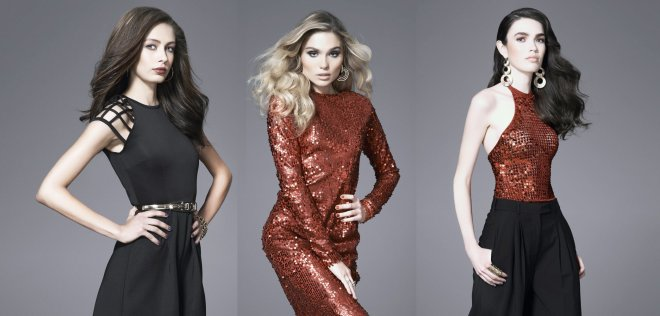 Tanahya, Alex and Kaitlyn are just some of the new faces this season.  Source: Fox8