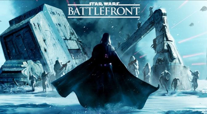 Star Wars Battlefront Release Date Announced