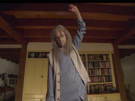 Nana's not feeling too well in M. Night's The Visit