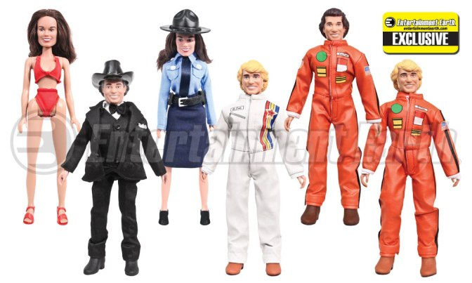 Dukes of Hazzard Retro Toy Entertainment Earth Exclusive