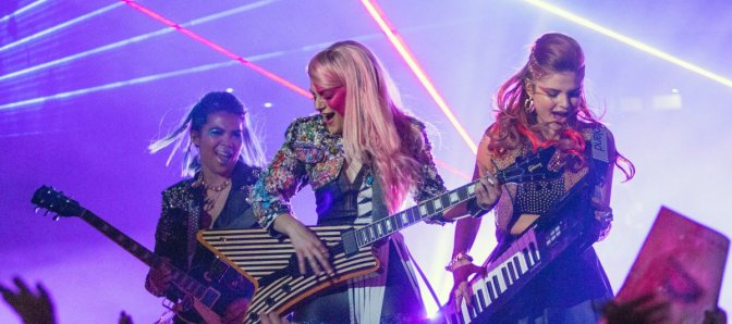That Jem and the Holograms Trailer isn't Looking Very Outrageous