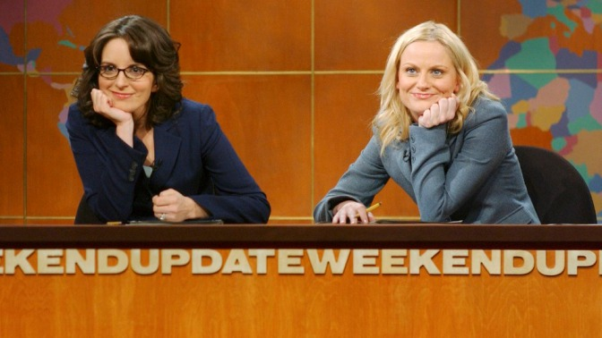 Pocket Sized Tina Fey and Amy Poehler Figures That We All Need
