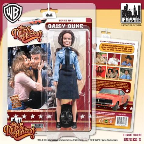 Entertainment Earth exclusive Daisy Duke in Police Outfit figure