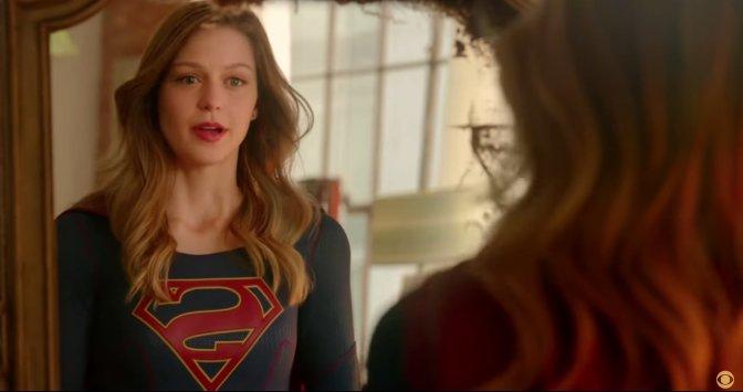 CBS's Supergirl Trailer Feels Like a Cheesy RomCom