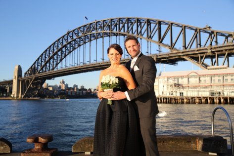 Two random strangers get married on 9's Married At First Sight