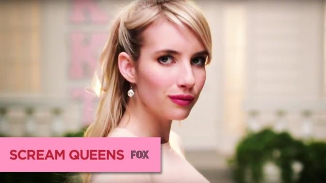 Scream Queens Scream onto Fox this September