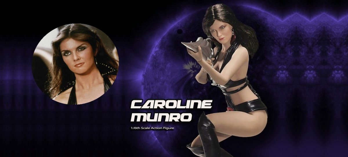 Toy Talk: Phicen's 1:6 Caroline Munro Action Figure