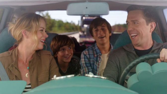National Lampoon's Vacation Reboot trailer is all About Chris Hemsworth..