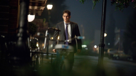 WAYWARD PINES:  Matt Dillon as Ethan Burke.  @2014 Fox Broadcasting Co.  Cr:  Liane Hentscher/FOX