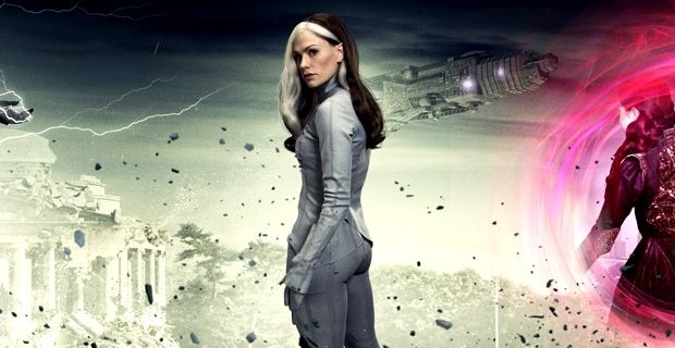 X-Men Days of Future Past Rogue Cut Release Date and Artwork Revealed