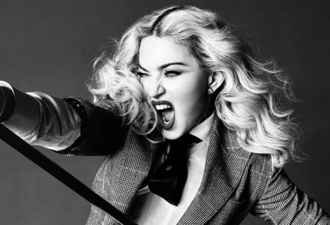 Madonna is coming to Australia