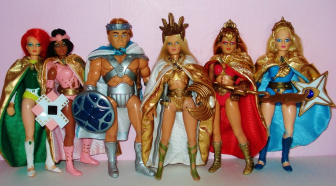 Vintage Toy Talk; Golden Girl and the Guardians of the Gemstones