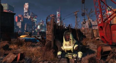 A screen from Fallout 4 Trailer
