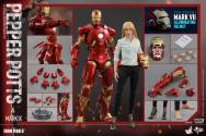 Iron Man and Pepper Potts double pack