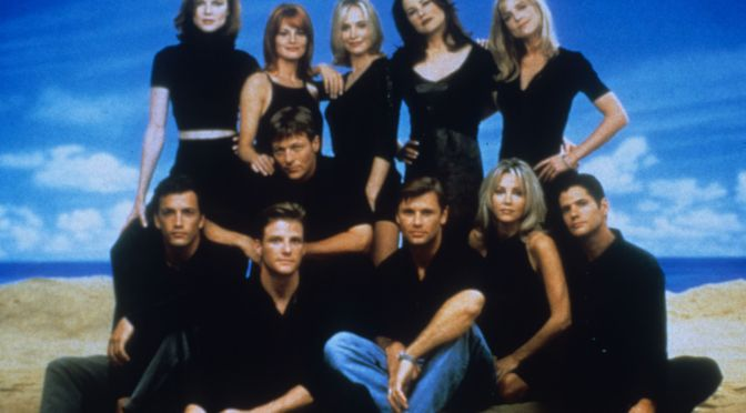 Melrose Place is Getting the Unauthorized Lifetime Movie Treatment