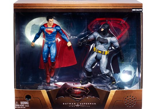 Superman Vs Batman 2 Pack