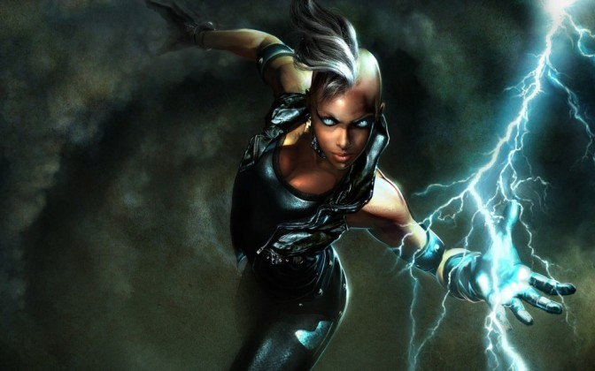 First Look at Punk Storm in X-Men Apocalypse