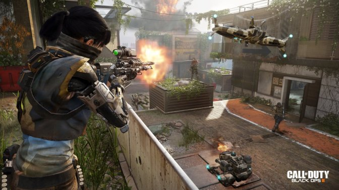 First Good and Bad Impressions of Treyarch's Black Ops 3