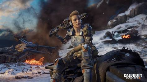 New female specialist available to play in multiplayer