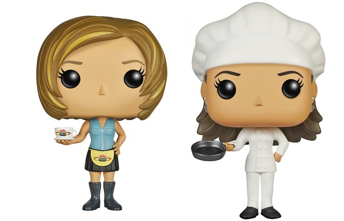 First Look at the Friends Funko Pop Vinyls