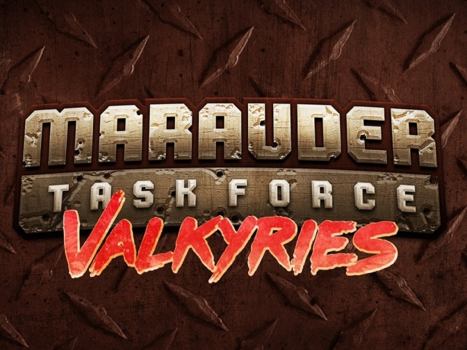 Marauder Task Force Wave Two Female Figures Kickstarter Goes Live
