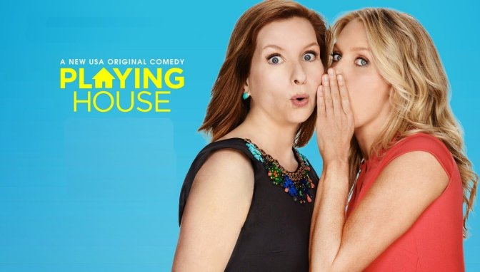 Playing House Makes my Heart Smile (and needs a third season)