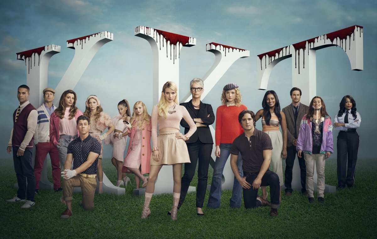 Scream+Queens+-+Season+1+Cast