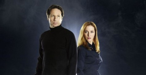 David Duchovny and Gillian Anderson are back for the 2016 X-Files reboot!