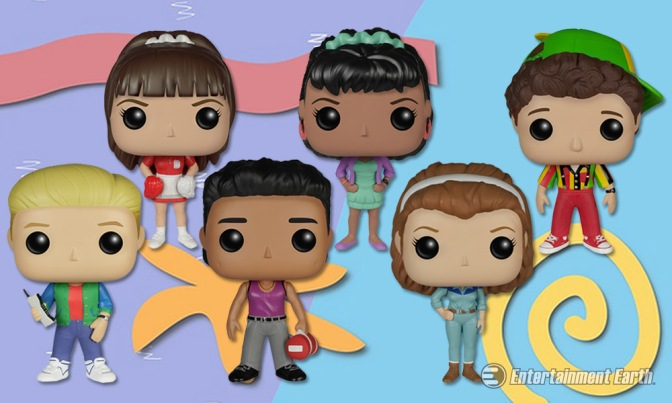 Get Your Own Zack Morris or Screech With New Saved by the Bell Pop! Vinyl Figures