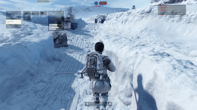 Hands On Look at Star Wars Battlefront: The Good and The Dark Side