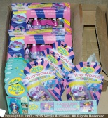 min carded 80's Polly Pockets sold for £140