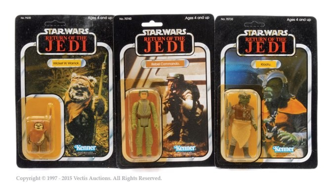 Treasure Trove of Vintage Toys go Under the Hammer