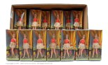 Box lot of 13 Topper Dawn Dolls sold for £320